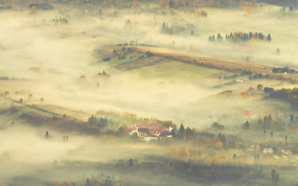 Zdjęcia: Smerek, Bieszczady, Biesy - Konkurs, POLSKA