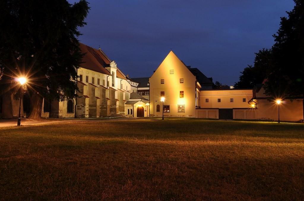 Zdjęcia: Kraków, Małopolska, Kraków, klasztor Franciszkanów, POLSKA