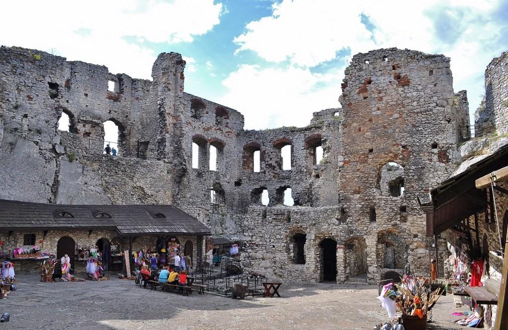 Zdjęcia: Ogrodzieniec, Jura, Ogrodzieniec, zamek, POLSKA