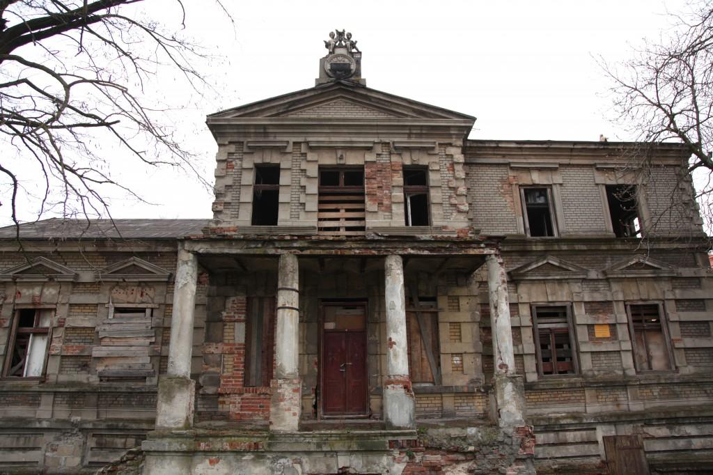 Zdjęcia: Nad Wartą, Konin, Pałac Reymonda, POLSKA