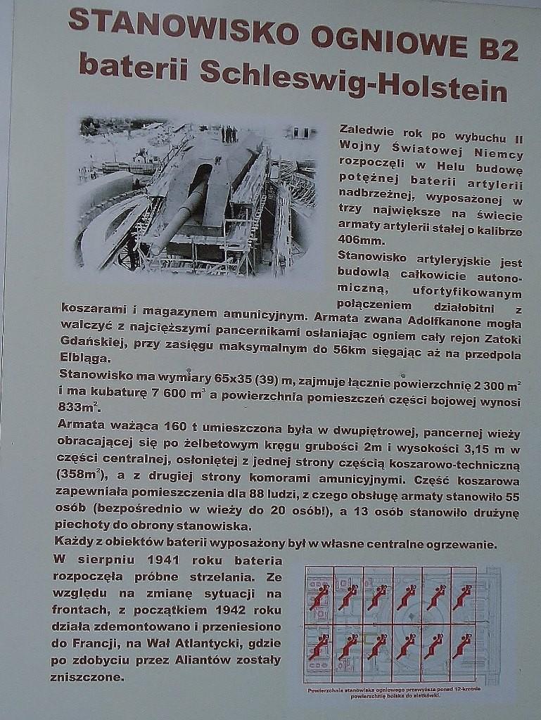Zdjęcia: Hel, Kaszuby, Hel, fortyfikacje, POLSKA