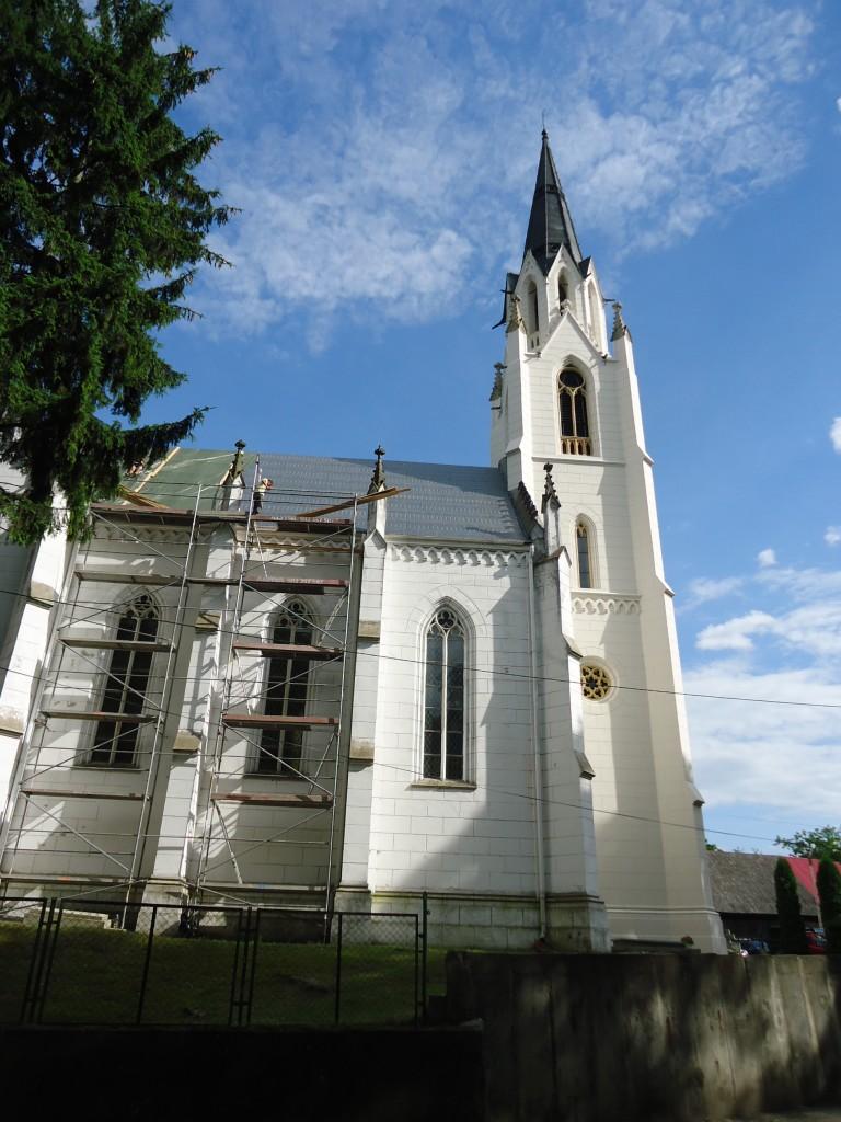 Zdjęcia: Jabłonowo Pomorskie, Województwo kujawsko-pomorskie, Kościół św. Wojciecha, POLSKA