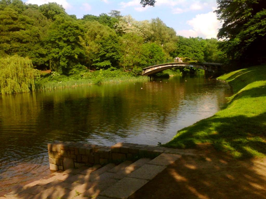 Zdjęcia: Szczecin, Zachodniopomorskie, Park Kasprowicza Szczecin, POLSKA