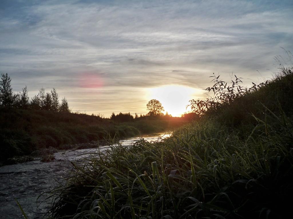 Zdjęcia: Rymanów, Podkarpacie, Sunrise :D, POLSKA