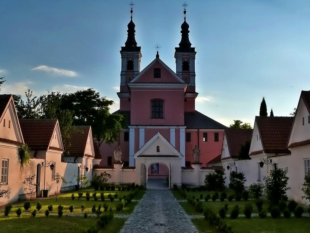 Zdjęcia: Wigry, suwalszczyzna, Pokamedulski klasztor, POLSKA