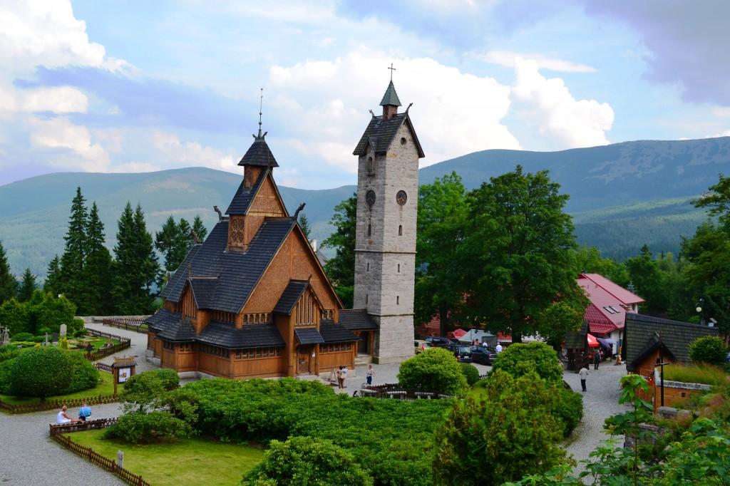 Zdjęcia: Karpacz, Karkonosze, Obowiązkowa w Karpaczu, POLSKA