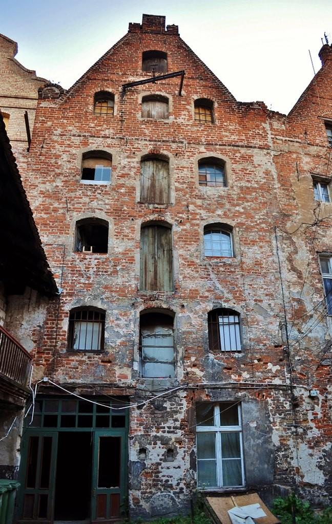 Zdjęcia: Toruń, Kujawsko-Pomorskie, Toruń, zakamarki, stary spichlerz, POLSKA