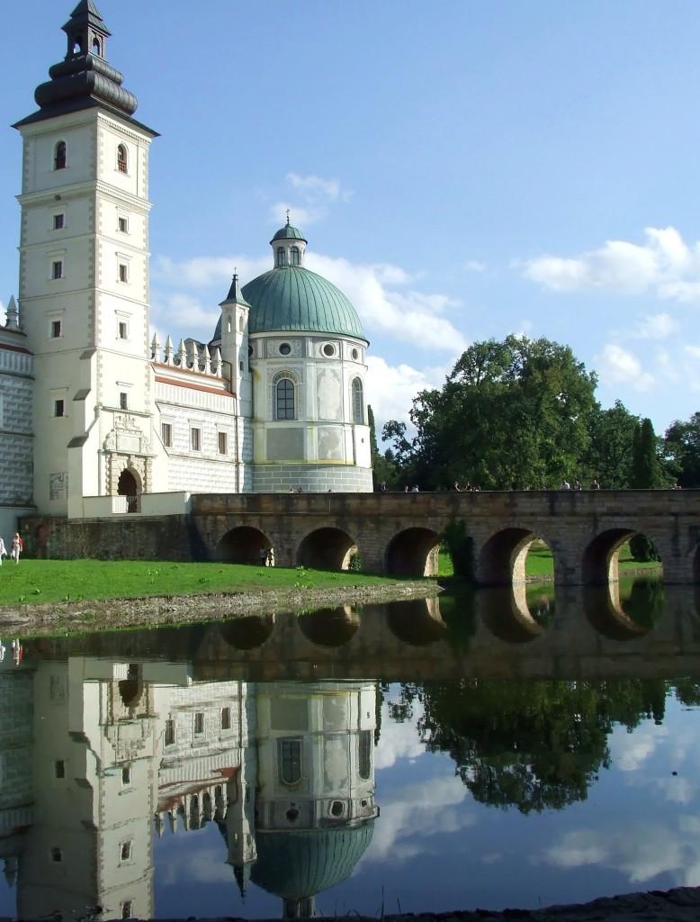 Zdjęcia: Krasiczyn, Podkarpackie, Zamek w Krasiczynie, POLSKA