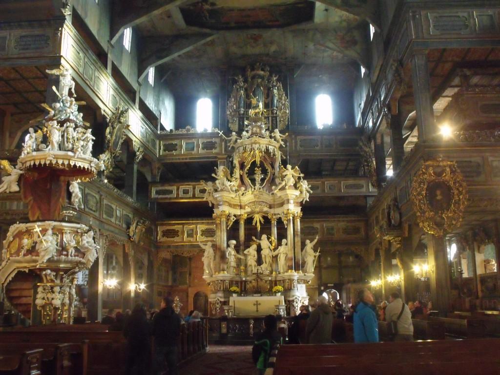 Zdjęcia: Świdnica, Dolny Śląsk, Kościół Pokoju, POLSKA
