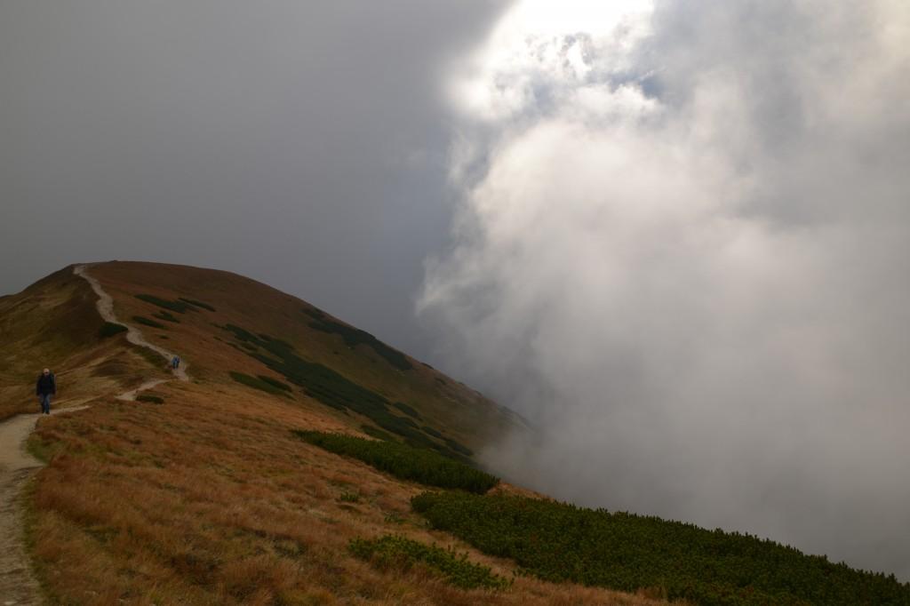 Zdjęcia: Siwa Przełęcz, Tatry Zachodnie, Kotłowa Czuba, POLSKA
