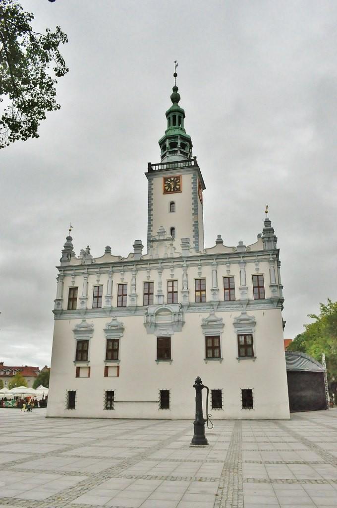 Zdjęcia: Chełmno, Kujawsko-Pomorskie, Chełmno, ratusz, POLSKA