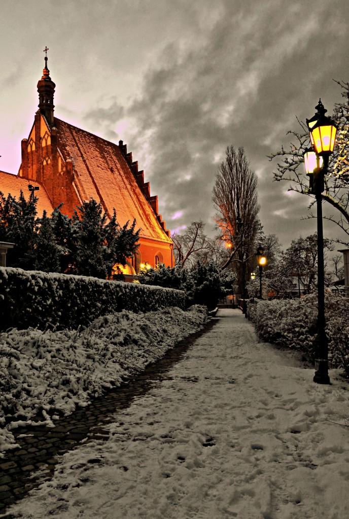 Zdjęcia: Bydgoszcz, kujawsko-pomorski, Nocą po mieście, POLSKA