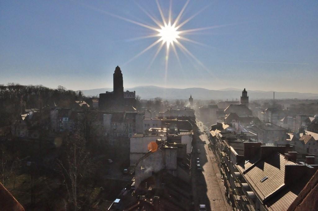 Zdjęcia: Paczków, Dolny Śląsk, Paczków, panorama, POLSKA