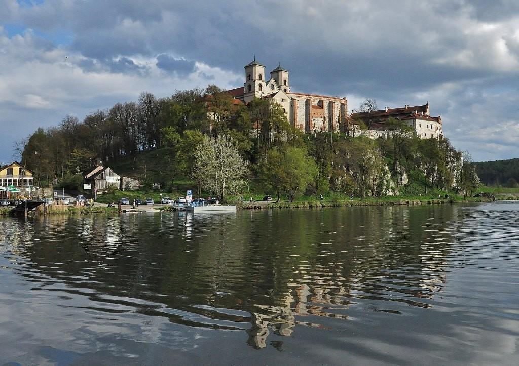 Zdjęcia: Kraków, Małopolska, Tyniec, POLSKA