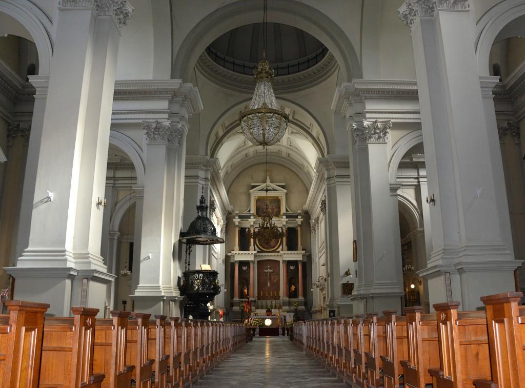 Zdjęcia: Warszawa, mazowsze, Kościół Wszystkich Świętych , POLSKA