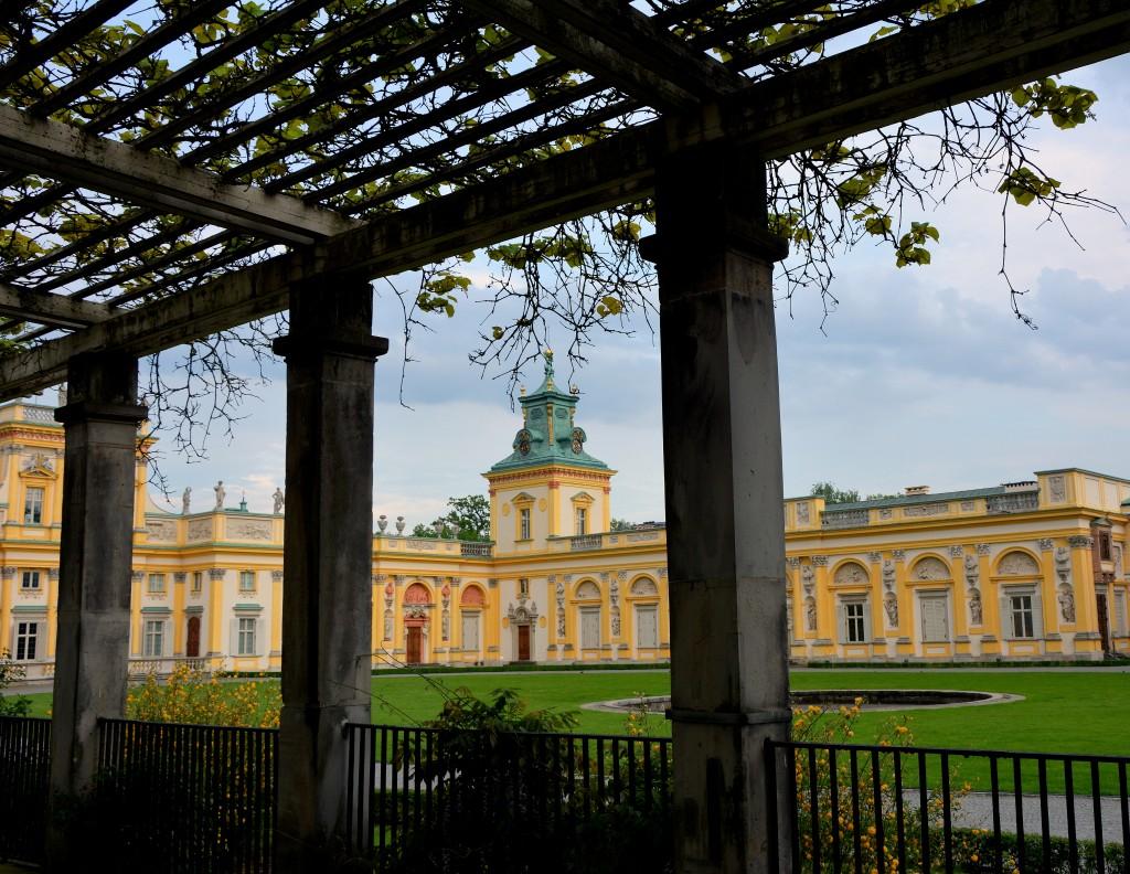 Zdjęcia: Warszawa, mazowsze, Pałac w Wilanowie, POLSKA