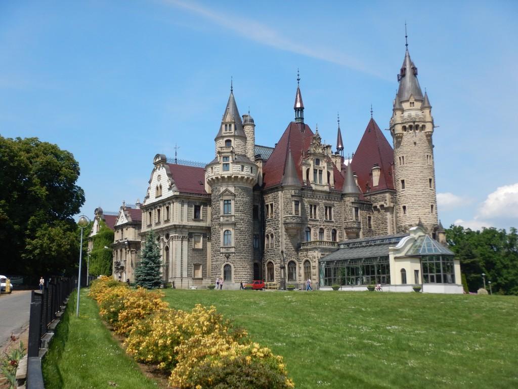Zdjęcia: Moszna., Opolszczyzna, Zamek w Mosznej., POLSKA