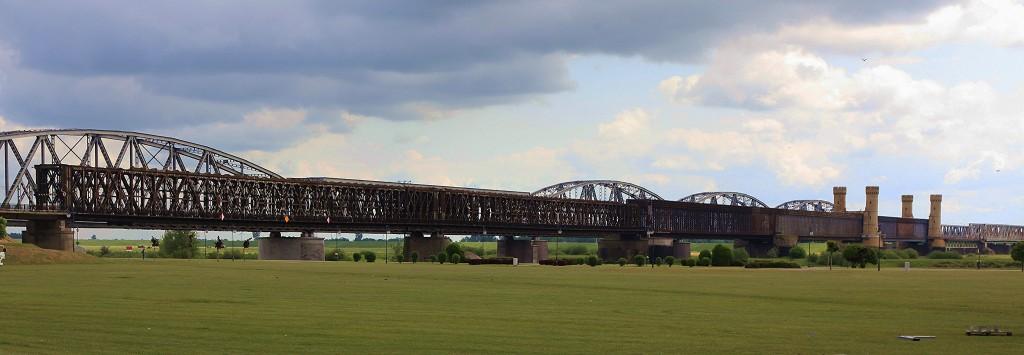 Zdjęcia: Nad Wisłą, Pomorskie, Tczewskie mosty, POLSKA