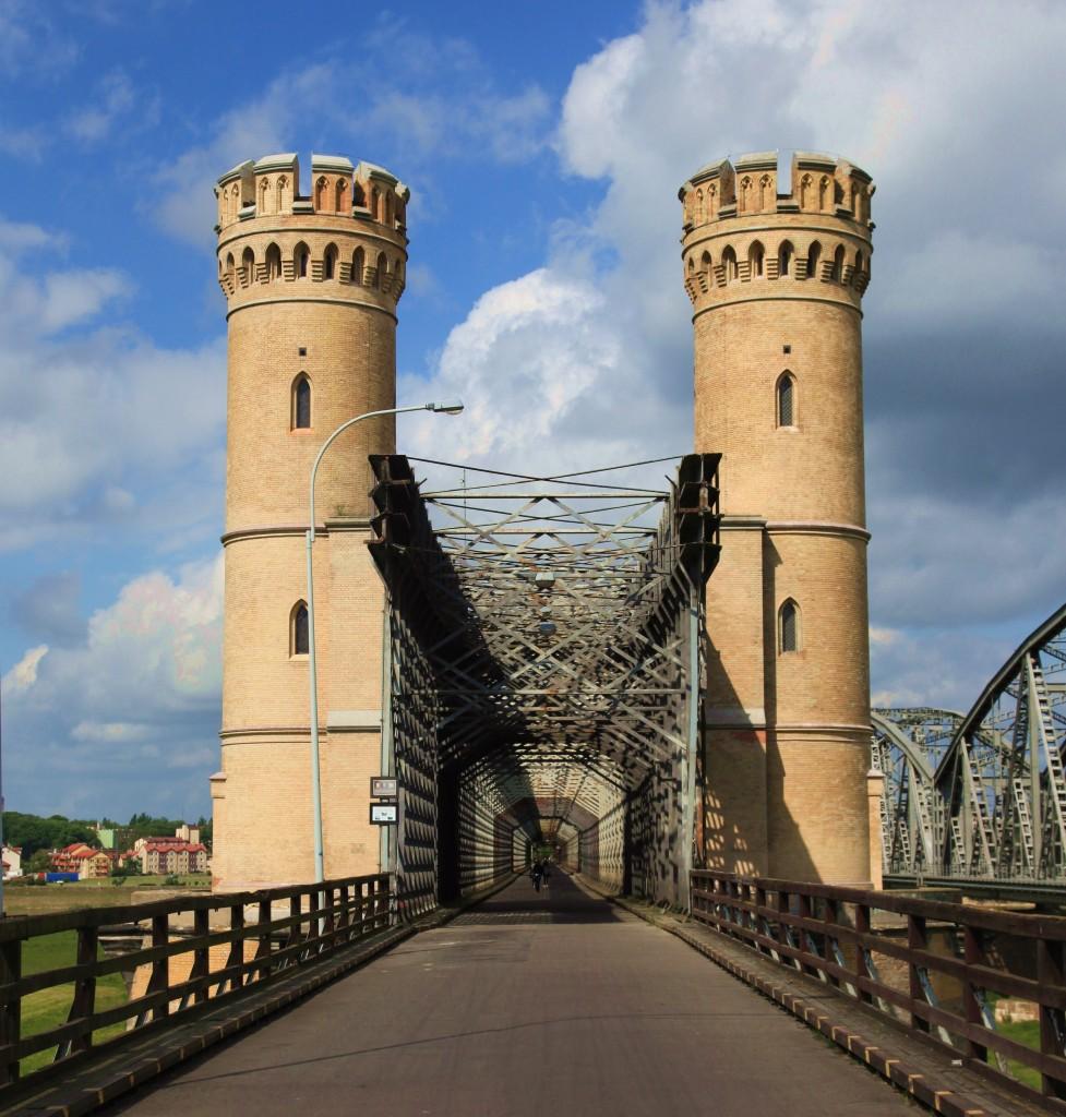 Zdjęcia: Nad Wisłą, Pomorskie, Most drogowy w Tczewie (Most Lisewski), POLSKA