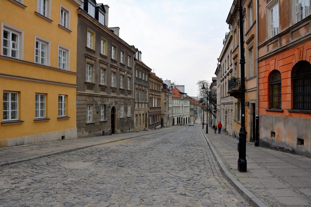 Zdjęcia: Warszawa, mazowsze, Starówka, POLSKA