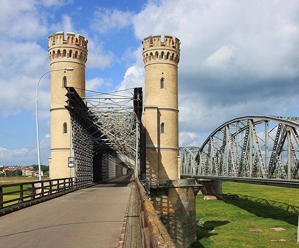 Zdjęcia: Tczew, Pomorskie, Most Lisewski, POLSKA