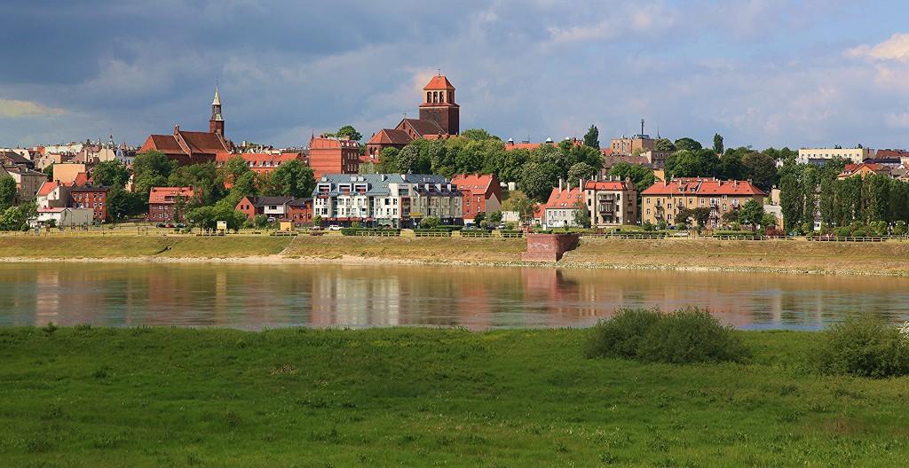 Zdjęcia: Tczew, Pomorskie, Dwa brzegi Wisły, POLSKA