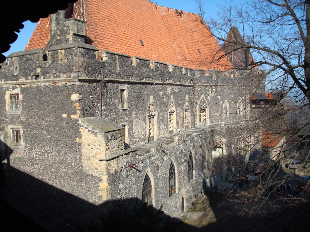 Zdjęcia: Zagrodno, Dolny Śląsk, Zamek Grodziec, POLSKA