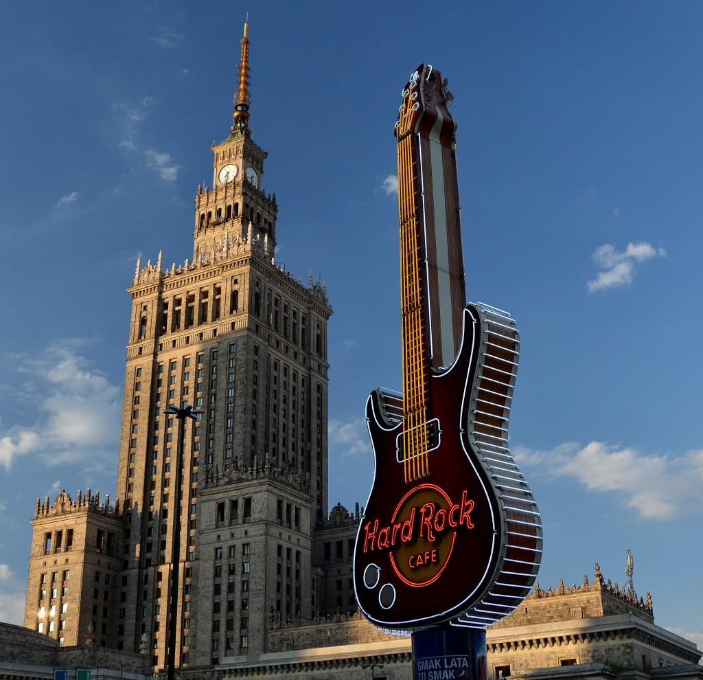Zdjęcia: Warszawa, mazowsze, PKiN, POLSKA