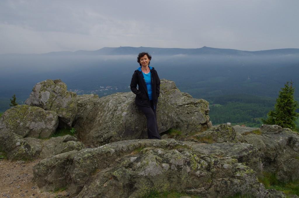 Zdjęcia: Góry Izerskie, Sudety zachodnie (okolice Szklarskiej Poręby), Wysoki Kamień 1058 m n.p.m, POLSKA