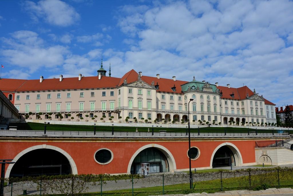 Zdjęcia: Warszawa, mazowsze, Zamek Królewski, POLSKA