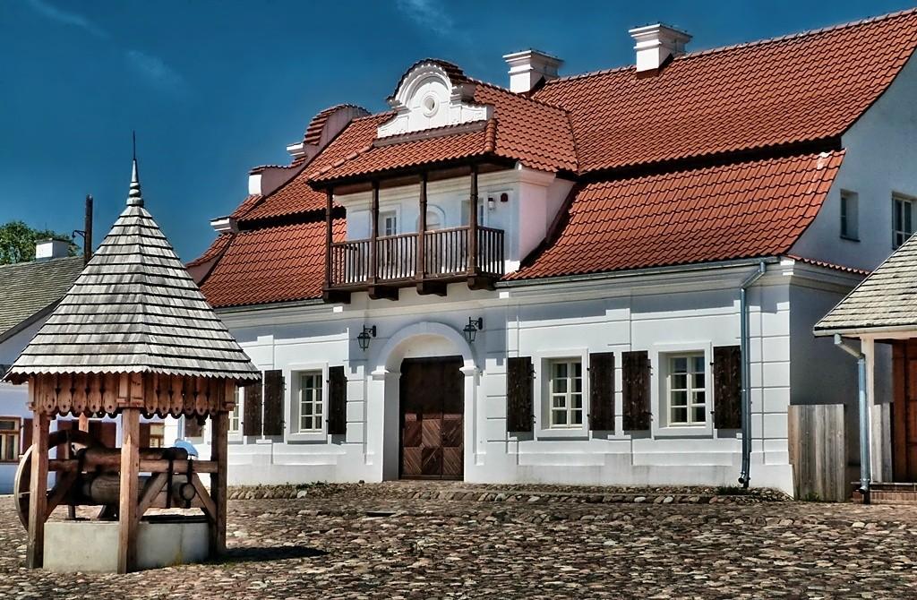 Zdjęcia: Lublin, Lubelszczyzna, W skansenie , POLSKA