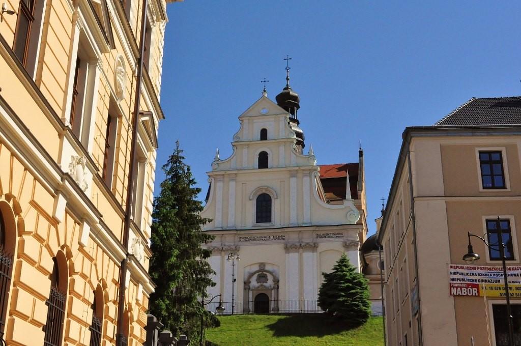 Zdjęcia: Przemyśl, Podkarpacie, Przemyśl, kościół karmelitów, POLSKA