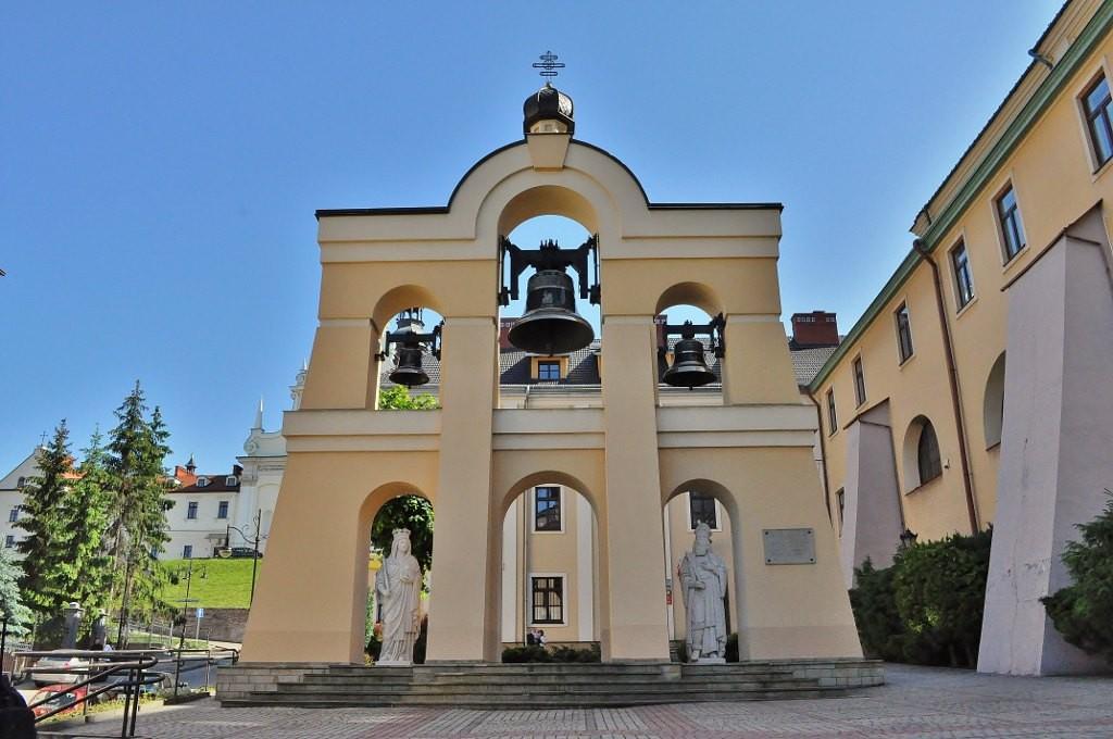 Zdjęcia: Przemyśl, Podkarpacie, Przemyśl, dzwony katedry greko-katolickiej , POLSKA