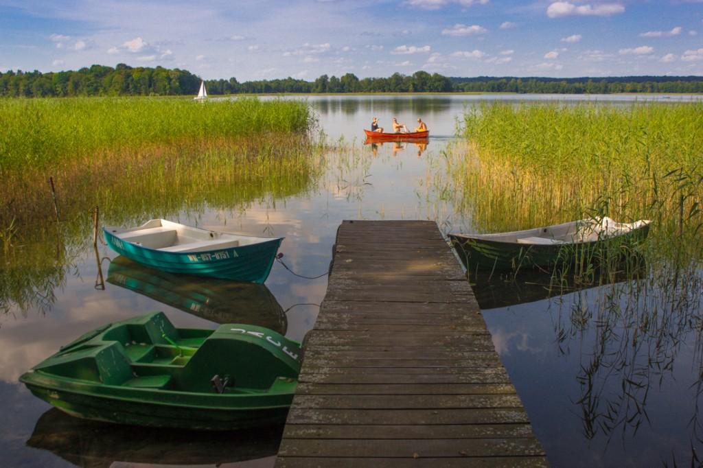 Zdjęcia: Jez. Narie, Warmińsko-mazurskie, Ach jak przyjemnie..., POLSKA