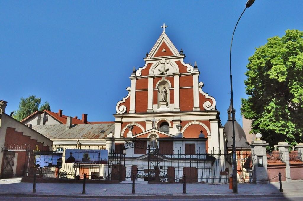 Zdjęcia: Przemyśl, Podkarpacie, Przemyśl, kościół reformatów, POLSKA
