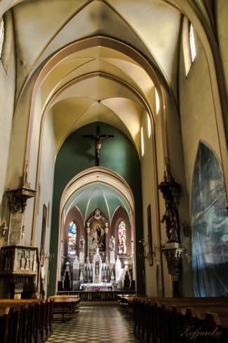 Zdjęcia:  Kraków,  , Klasztor , POLSKA