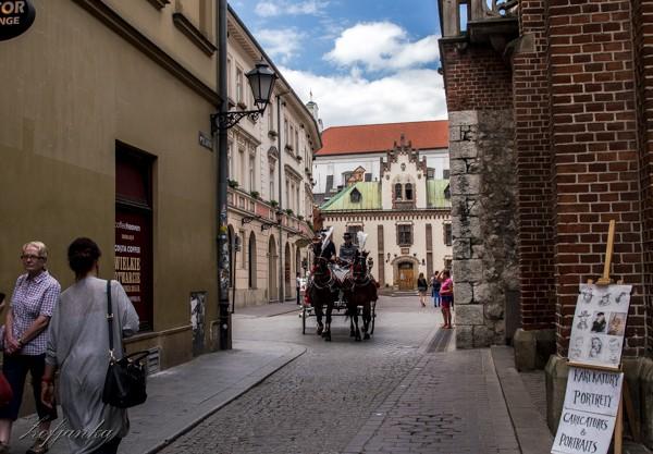 Zdjęcia:  Kraków, Stare Miasto,  , Muzeum Czartoryskich, POLSKA