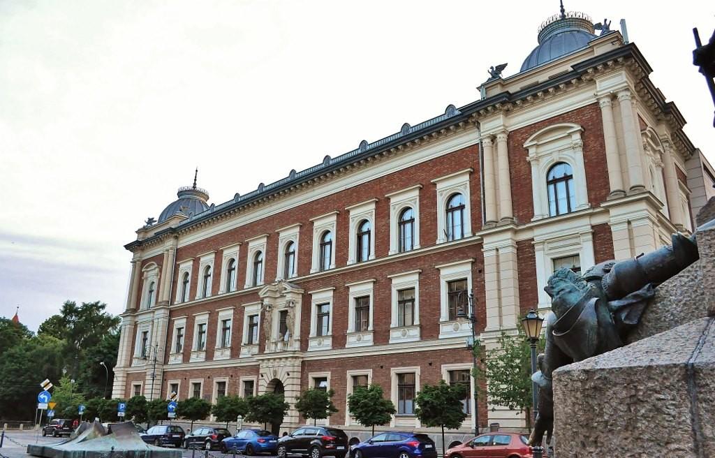 Zdjęcia: Kraków, Małopolska , Kraków, Akademia Sztuk Pięknych, POLSKA