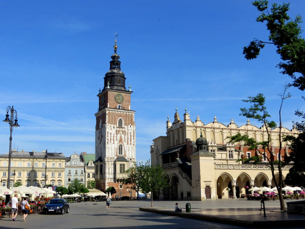 Zdjęcia: Kraków, Małopolska, niedzielny poranek..., POLSKA