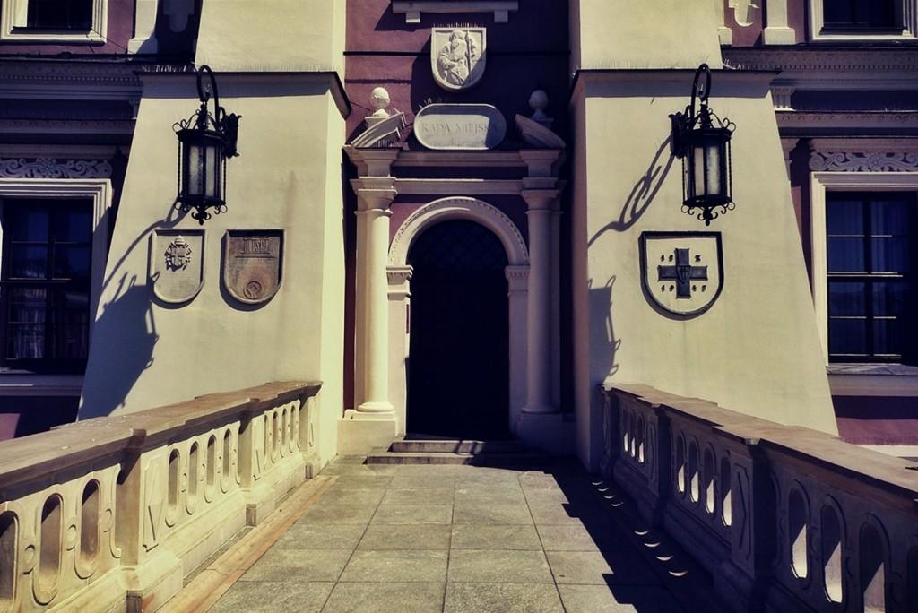 Zdjęcia: Zamość , zamojszczyzna, U hetmana pod drzwiami, POLSKA