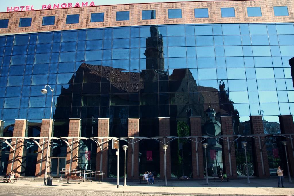 Zdjęcia: Wrocław, Dolnośląskie, Zgodnie z nazwą hotelu, POLSKA