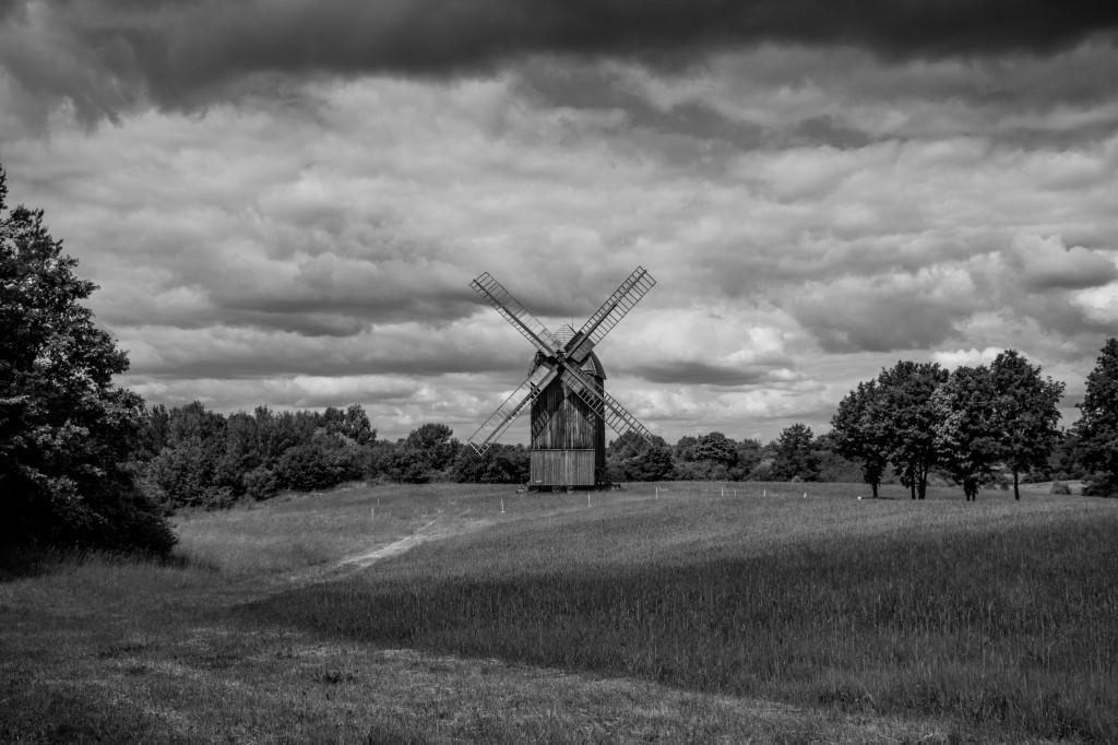 Zdjęcia: Olsztynek, Warminsko-mazurskie, Windmill, POLSKA