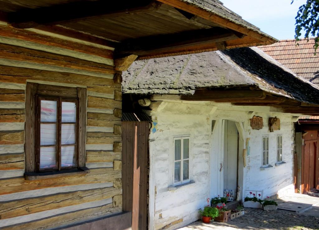 Zdjęcia: Lanckorona, Małopolska, szlakiem architektury drewnianej..., POLSKA