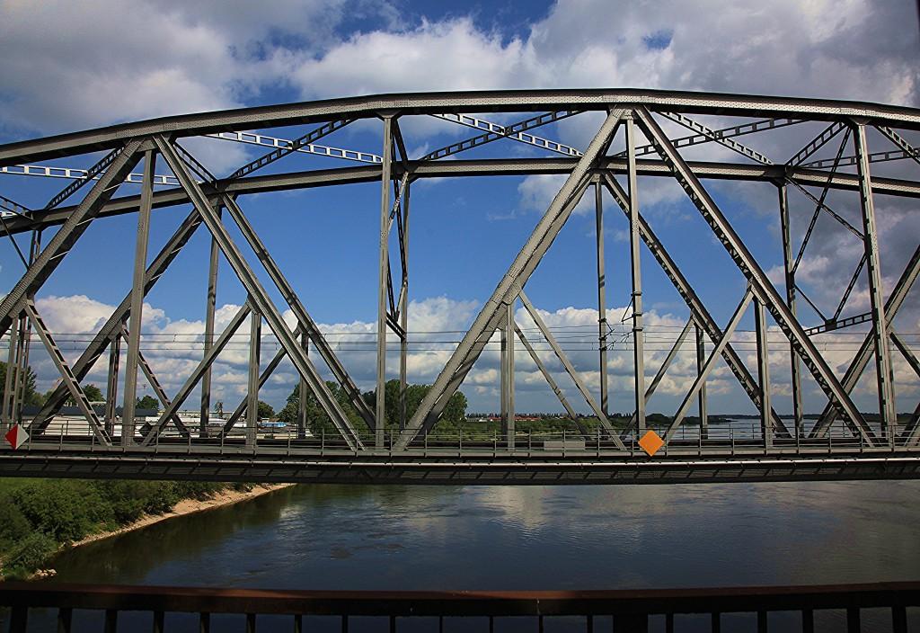 Zdjęcia: Tczew, Pomorskie, Most kolejowy, POLSKA