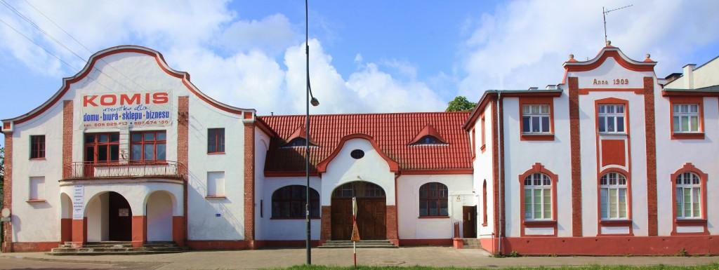Zdjęcia: Tczew, Pomorskie, Kamieniczki, POLSKA