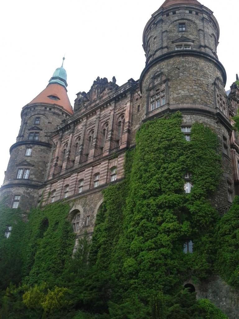 Zdjęcia: Wałbrzych, Dolny Śląsk, Zamek Książ, POLSKA