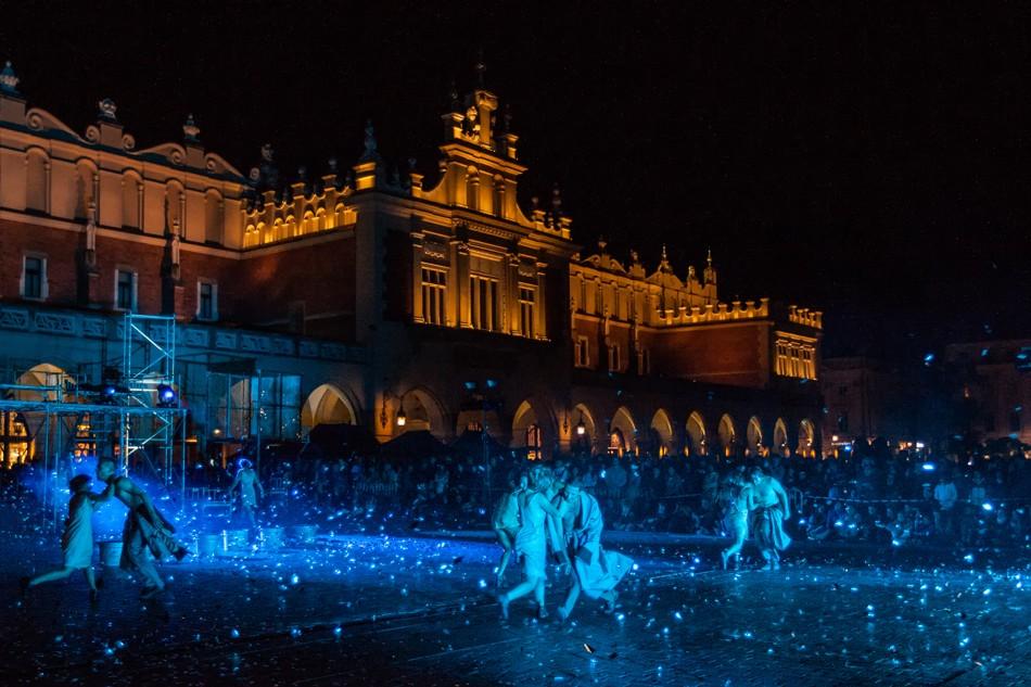 Zdjęcia: Kraków, Małopolska, Międzynarodowy Festiwal Teatrów Ulicznych \\, POLSKA