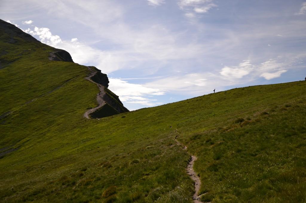 Zdjęcia: Gaborowa Przełęcz, Tatry Zachodnie, Na szlaku, POLSKA