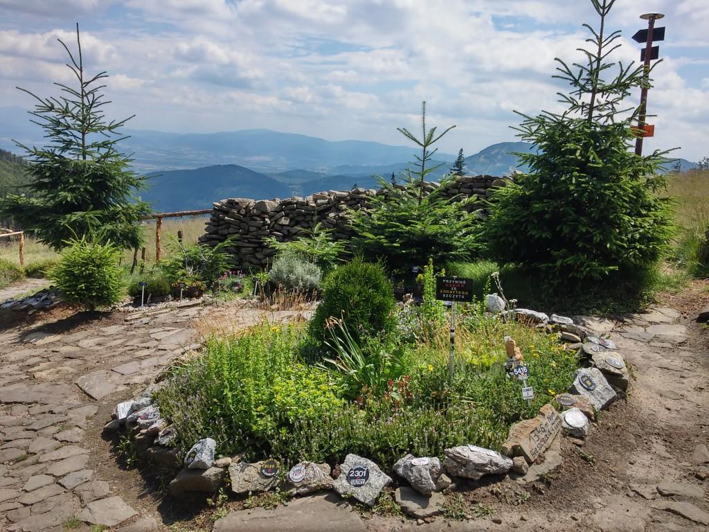 Zdjęcia: Klimczok - kamienie ze sztytów, beskidy, kącik prawdziwego turysty :), POLSKA