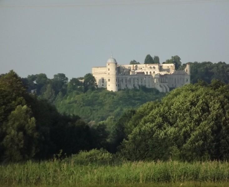 Zdjęcia: Janowiec, Lubelskie, Zamek w Janowcu, POLSKA